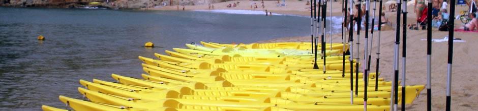Kayaks Llafranc